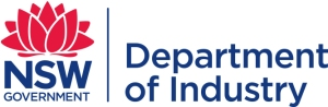 Dept of Industry Logo