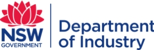 Dept of Industry Logo